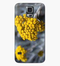 Gozo: Silver Ragwort Case/Skin for Samsung Galaxy