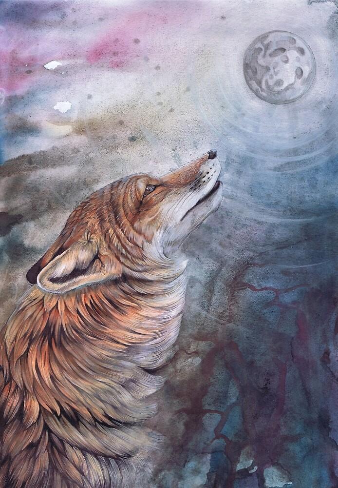 Divine Moon by Dawn Paws