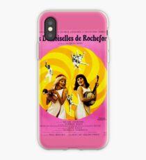 Vinilo o funda para iPhone Les Demoiselles de Rochefort - Película francesa de New Wave protagonizada por Catherine Deneuve