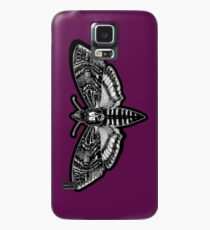 Deaths Head Moth - Silence of the Lambs Case/Skin for Samsung Galaxy