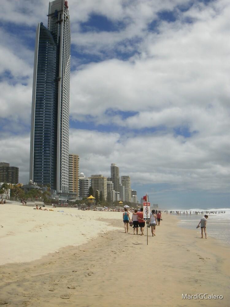 Surfers Paradise Gold Coast Australia by MardiGCalero