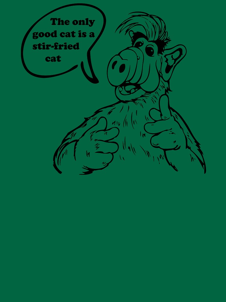 The Wisdom of ALF - Part One by unsane