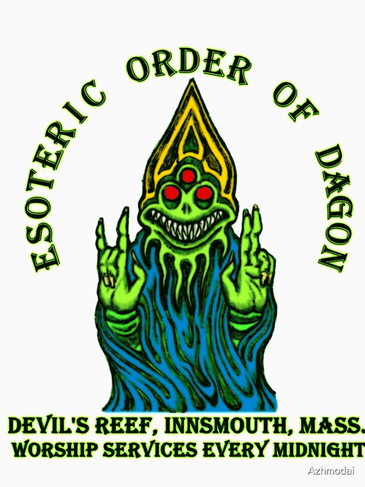 Esoteric Order of Dagon  by Azhmodai