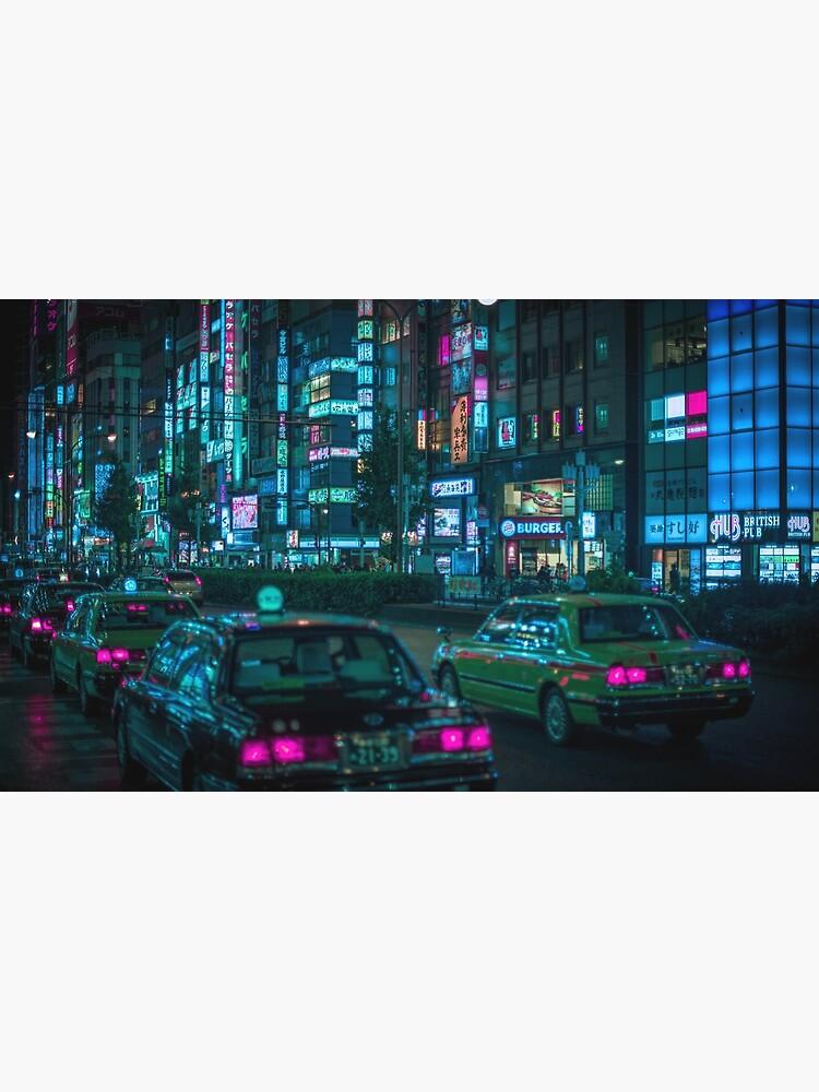 Yasukuni Dori, Shinjuku by TokyoLuv