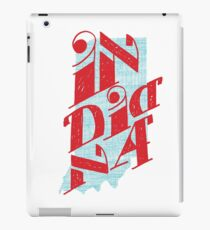 United Shapes of America - Indiana iPad Case/Skin