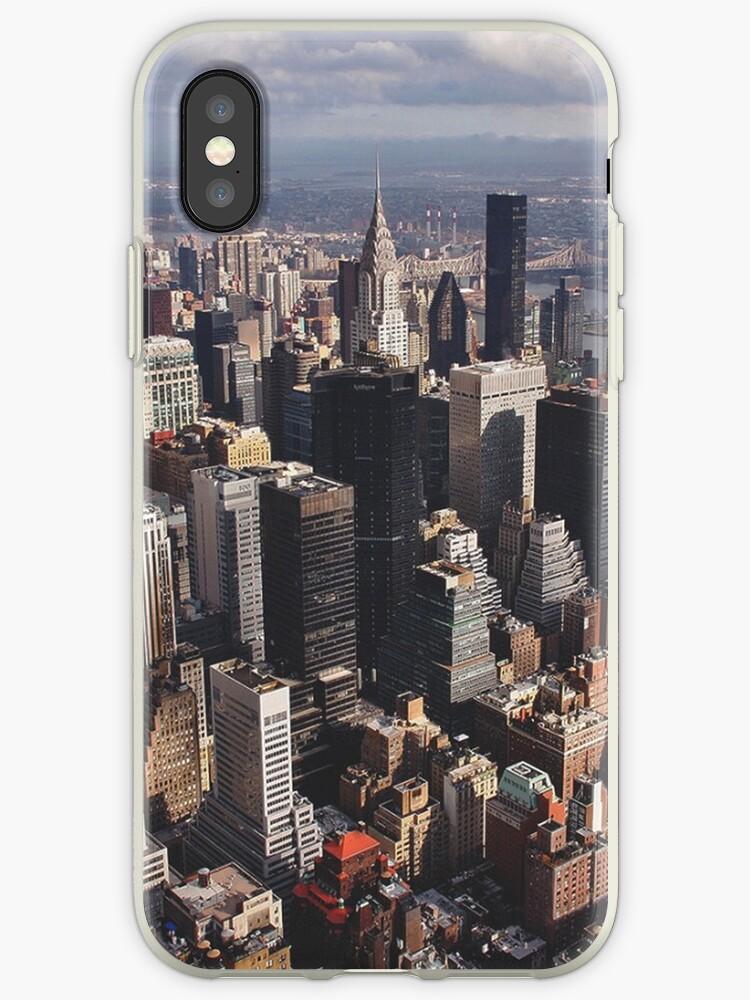 City Sight Phone Case by Jump3RKoae