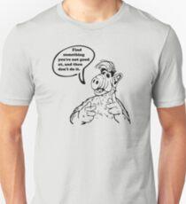 The Wisdom of ALF - Part Three Unisex T-Shirt