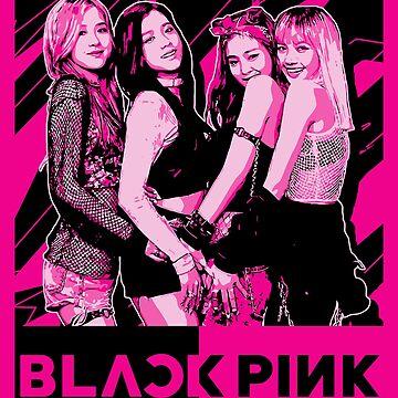 BlackPink KPop by bigtimmystyle