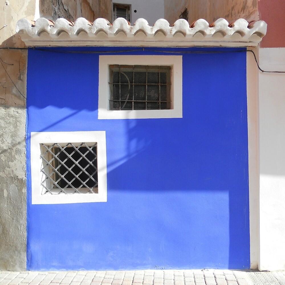 Blue House by hipaholic