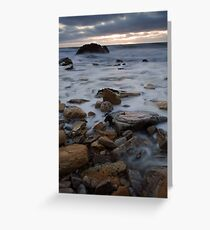 Marsden Sunrise Greeting Card
