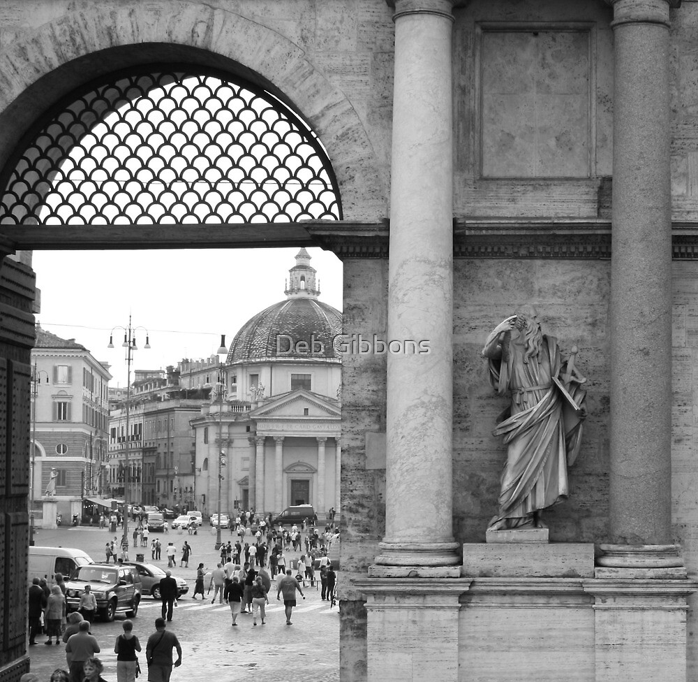 When in Rome by Deb Gibbons