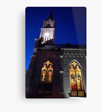 St. Mary Catholic church  Canvas Print