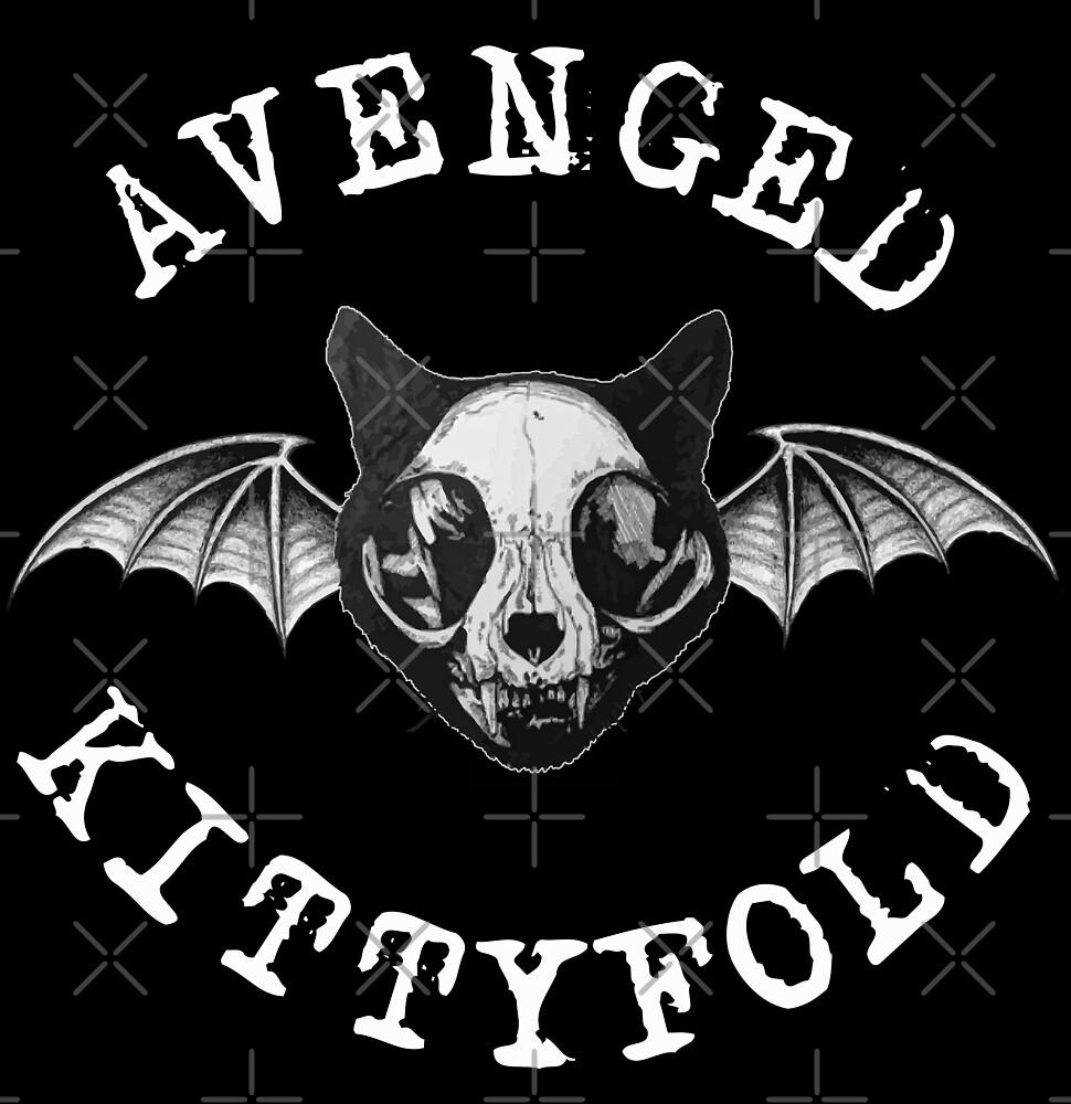 Kittyfold Schädel von darklordpug