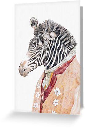 Zebra-Creme von AnimalCrew