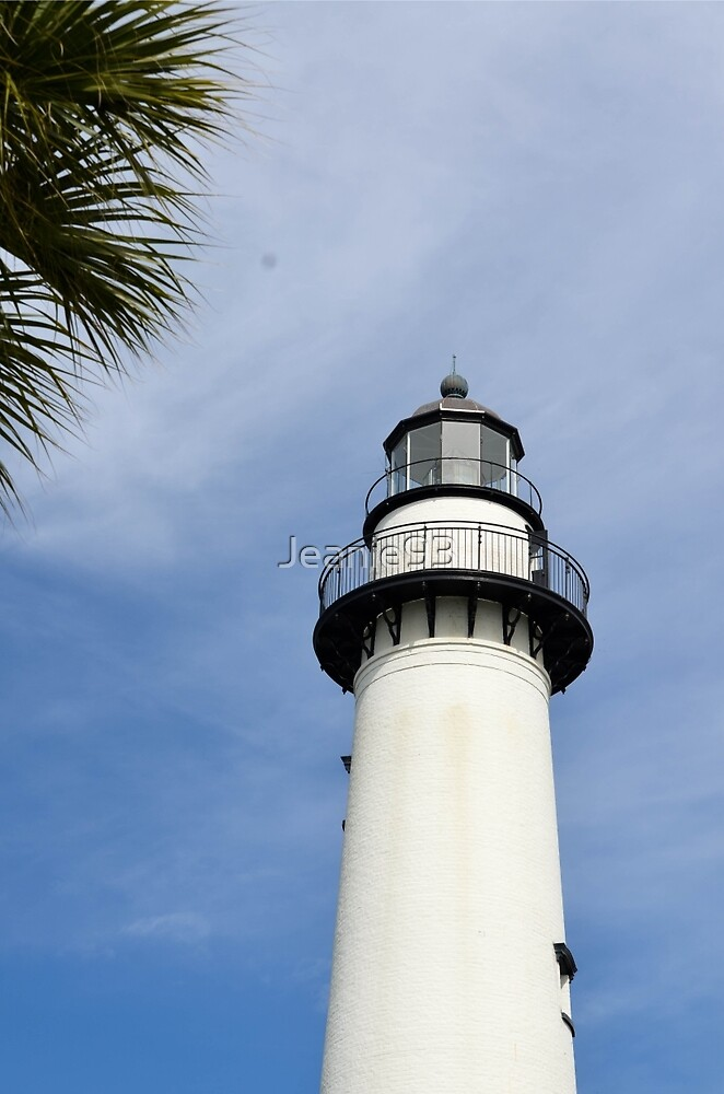 St. Simons Island Lighthouse   by Jeanie93