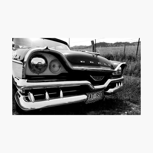 Dodge Photographic Print