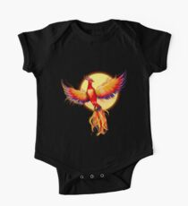 Phoenix Rising One Piece - Short Sleeve