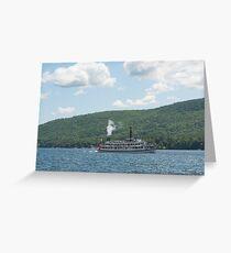 Lake George New York Greeting Card