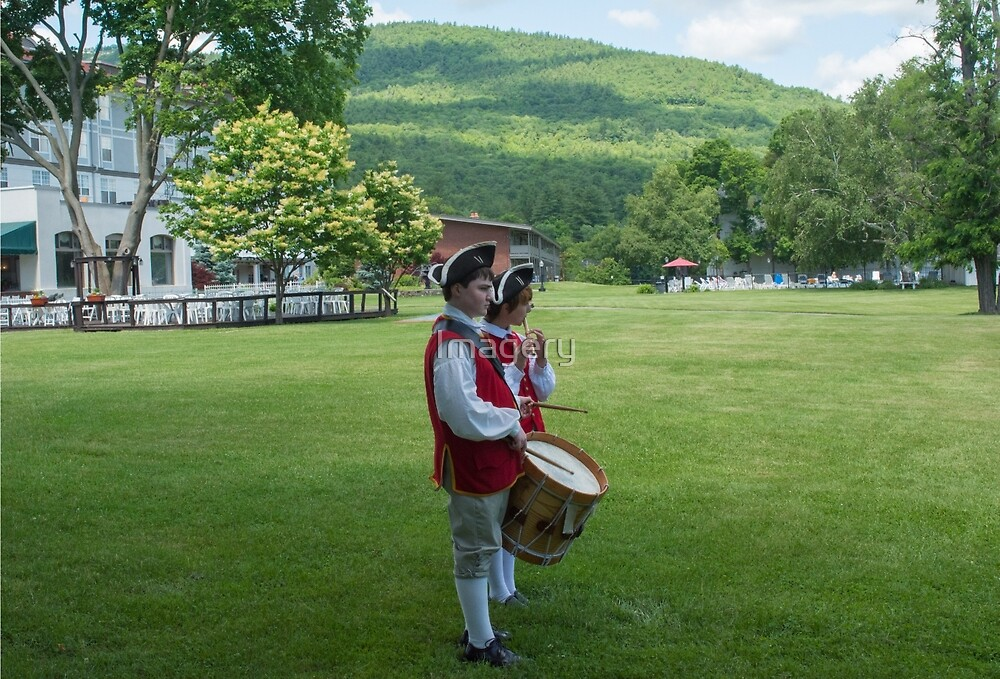 Fort William Henry Inn by Imagery