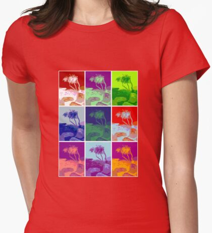 Brooms Head collage tree T-Shirt