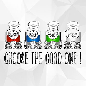 Choose the Good one ! by artetbe