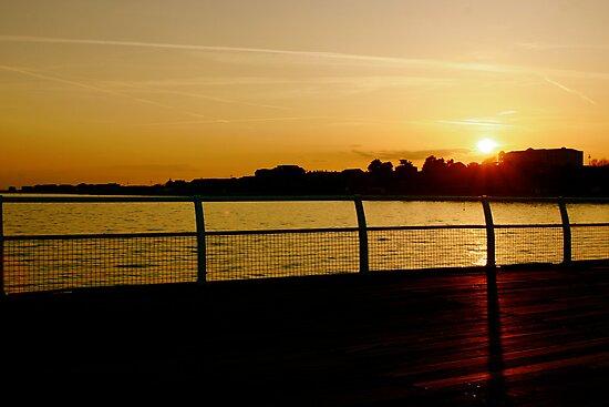 Clacton Sunset by Richard Pitman