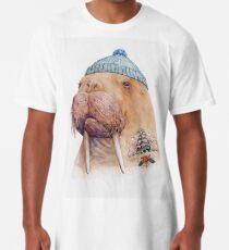Tattooed Walrus Long T-Shirt