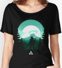 The Legend of Zelda (Green) Baggyfit T-Shirt