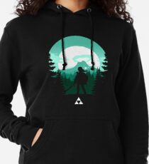The Legend of Zelda (Green) Lightweight Hoodie