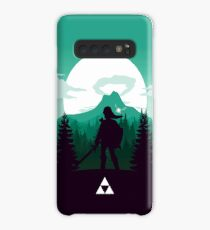 The Legend of Zelda (Green) Case/Skin for Samsung Galaxy