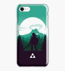 The Legend of Zelda (Green) iPhone Case/Skin