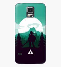 The Legend of Zelda (Green) Hülle & Klebefolie für Samsung Galaxy