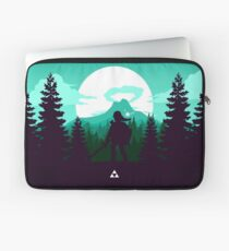 The Legend of Zelda (Green) Laptop Sleeve