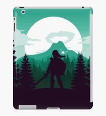 Vinilo o funda para iPad La leyenda de Zelda (verde)
