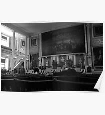 Inside the Old State House Poster