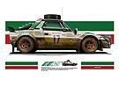 X24 Fiat (Fantasy Rally) Safari Ver. by kanseigazou