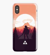 The Legend of Zelda (Orange) iPhone Case