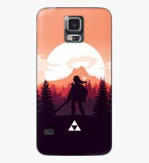 The Legend of Zelda (Orange) Case/Skin for Samsung Galaxy
