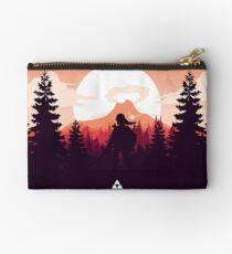 The Legend of Zelda (Orange) Studio Pouch