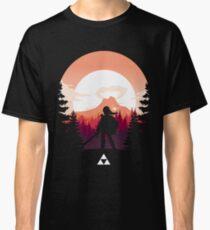 The Legend of Zelda (Orange) Classic T-Shirt