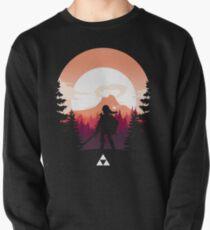 The Legend of Zelda (Orange) Pullover Sweatshirt