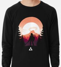 The Legend of Zelda (Orange) Lightweight Sweatshirt