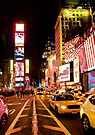 Times Square by Svetlana Sewell
