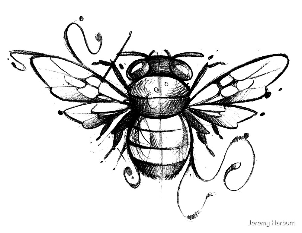 Bumble Bee by Jeremy Harburn