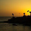 laguna sunset by aikidawg