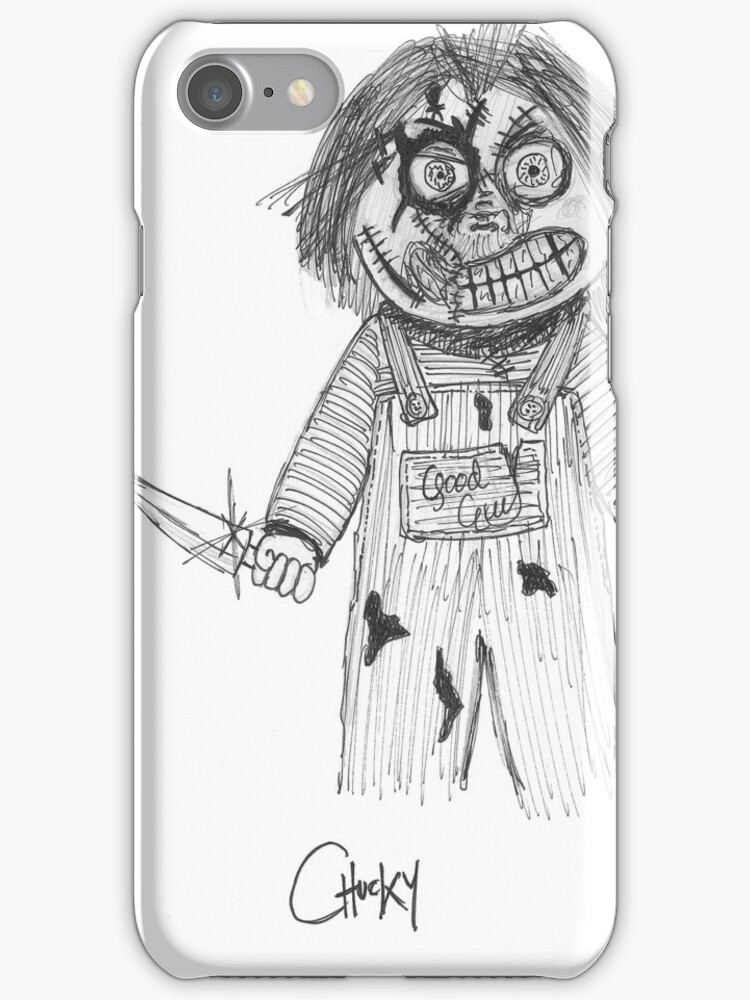 Chucky - Movie Serial Killers by Lee Jones