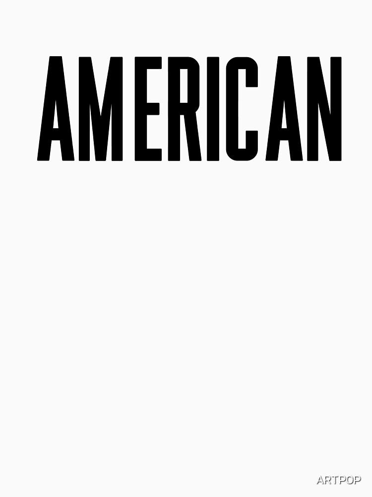 American by ARTP0P