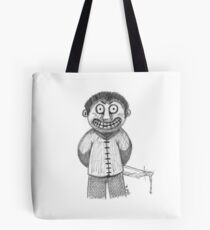 Movie Serial Killers Tote Bag