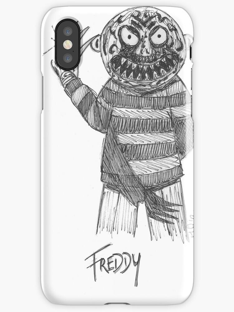Freddy - Movie Serial Killers by Lee Jones