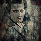 Castiel by David Atkinson